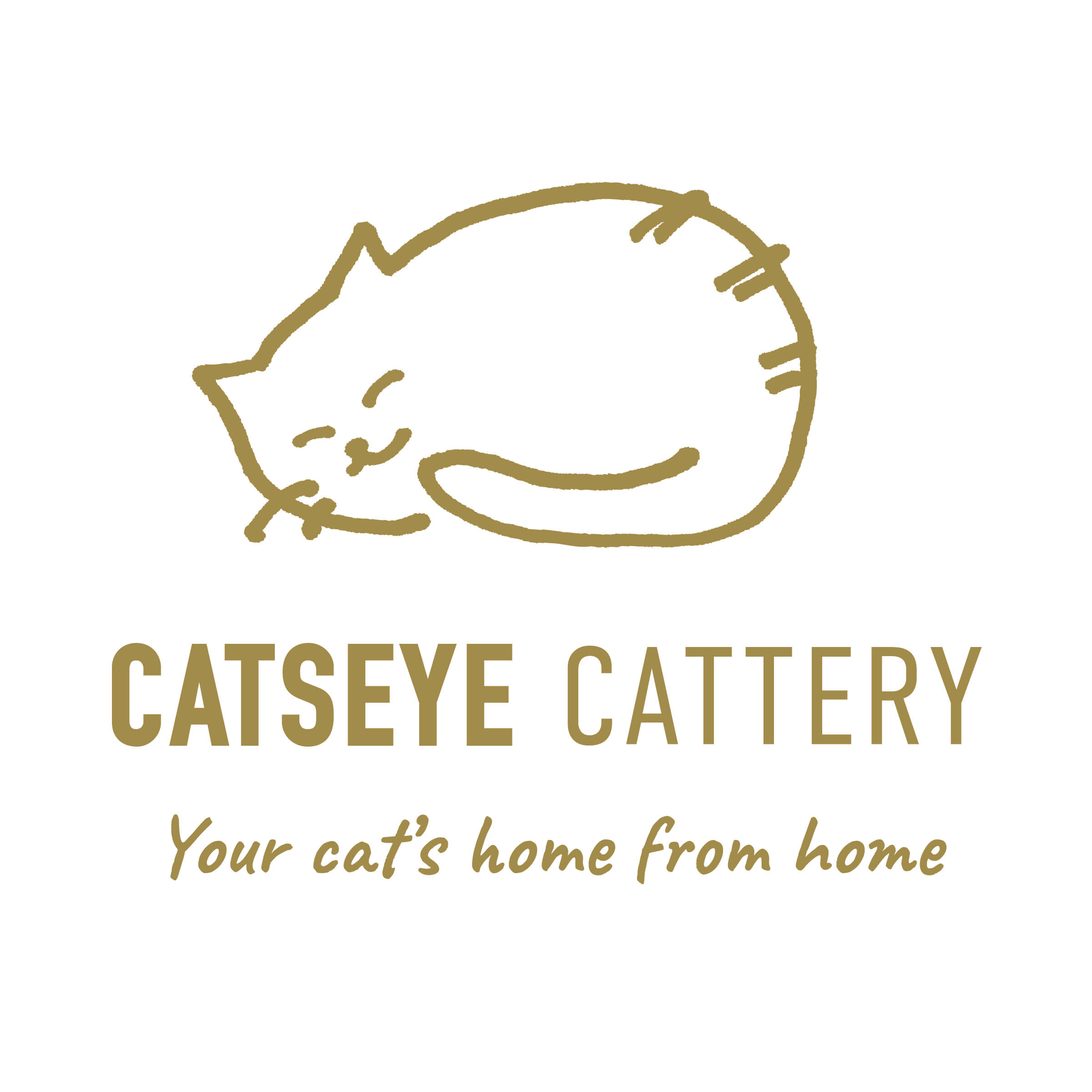 Catseye Cattery new logo